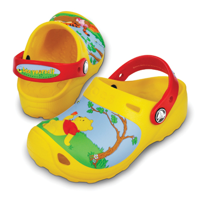 0df3c4264c184d crocs kids winnie the pooh Rp. 195.000