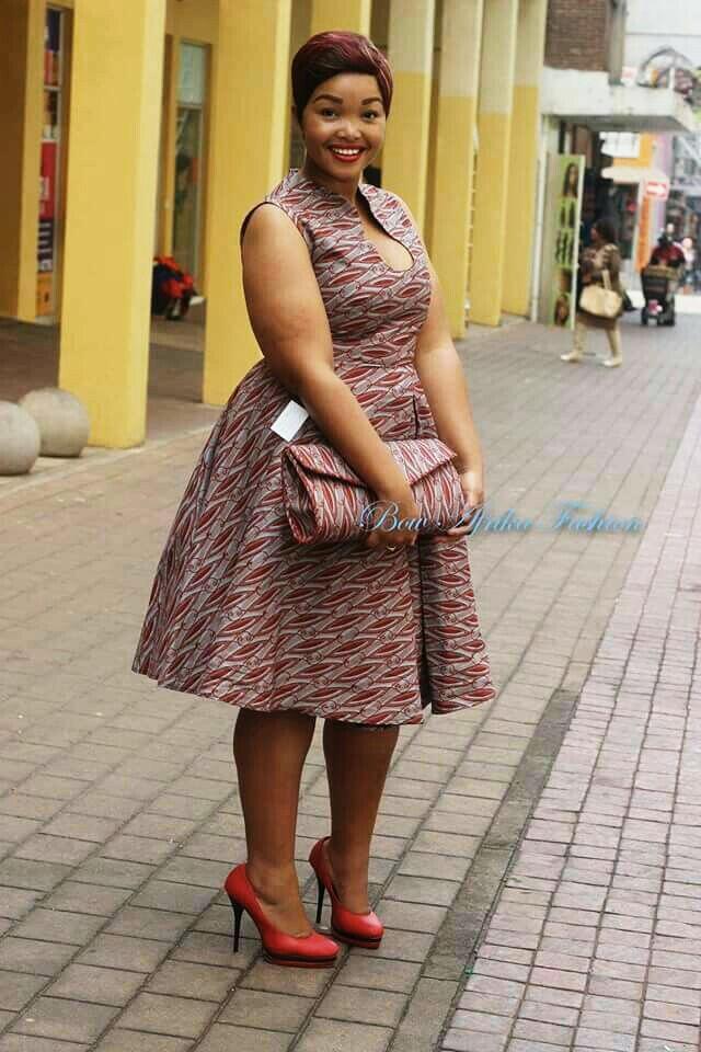 Magnificent Kitenge Style Fashenista