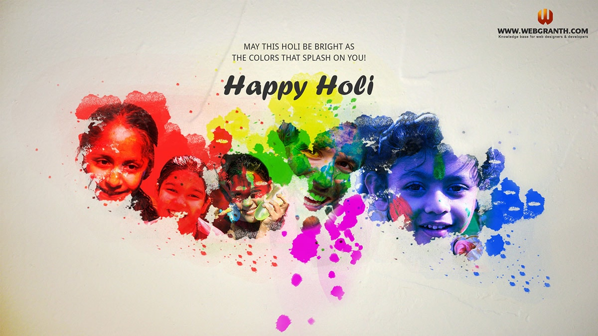 Top 70 Happy Holi Wishes in Hindi