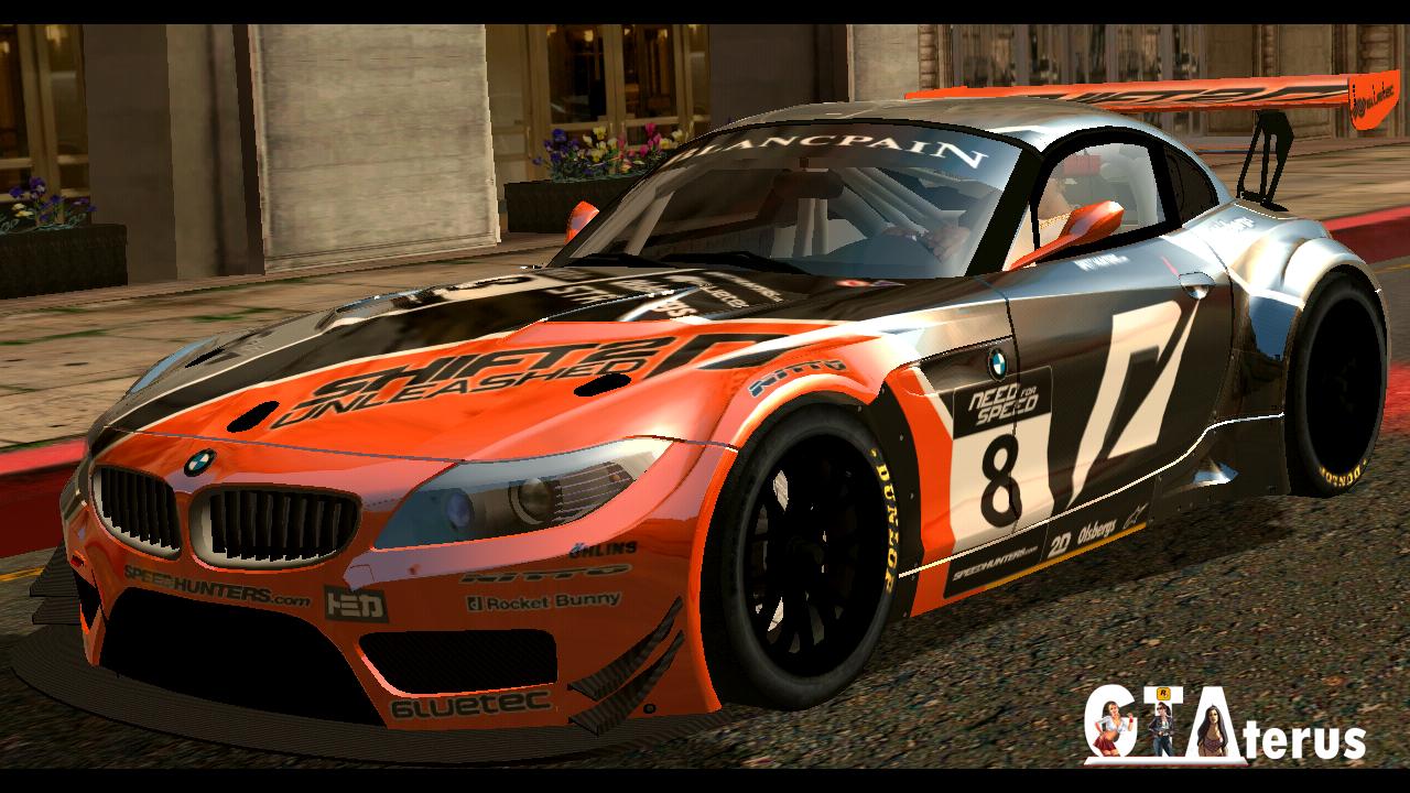 2010 BMW Z4 GT3 - GTAterus