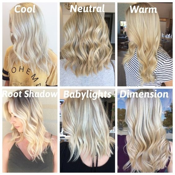 New Hair Coloring Techniques: Blonde! - Hair Fashion Online