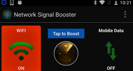 aplikasi penguat sinyal 3G