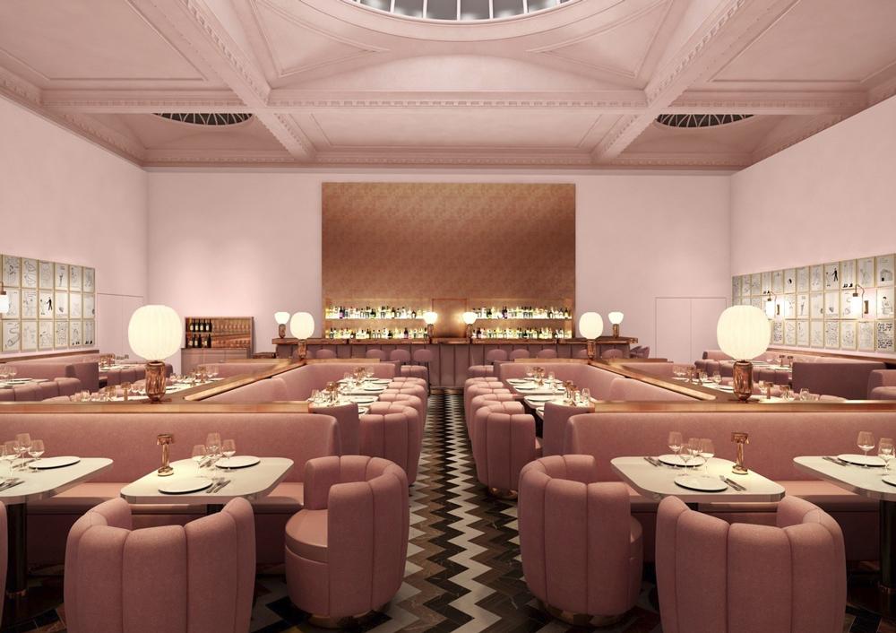 Avant Garde Restaurant London