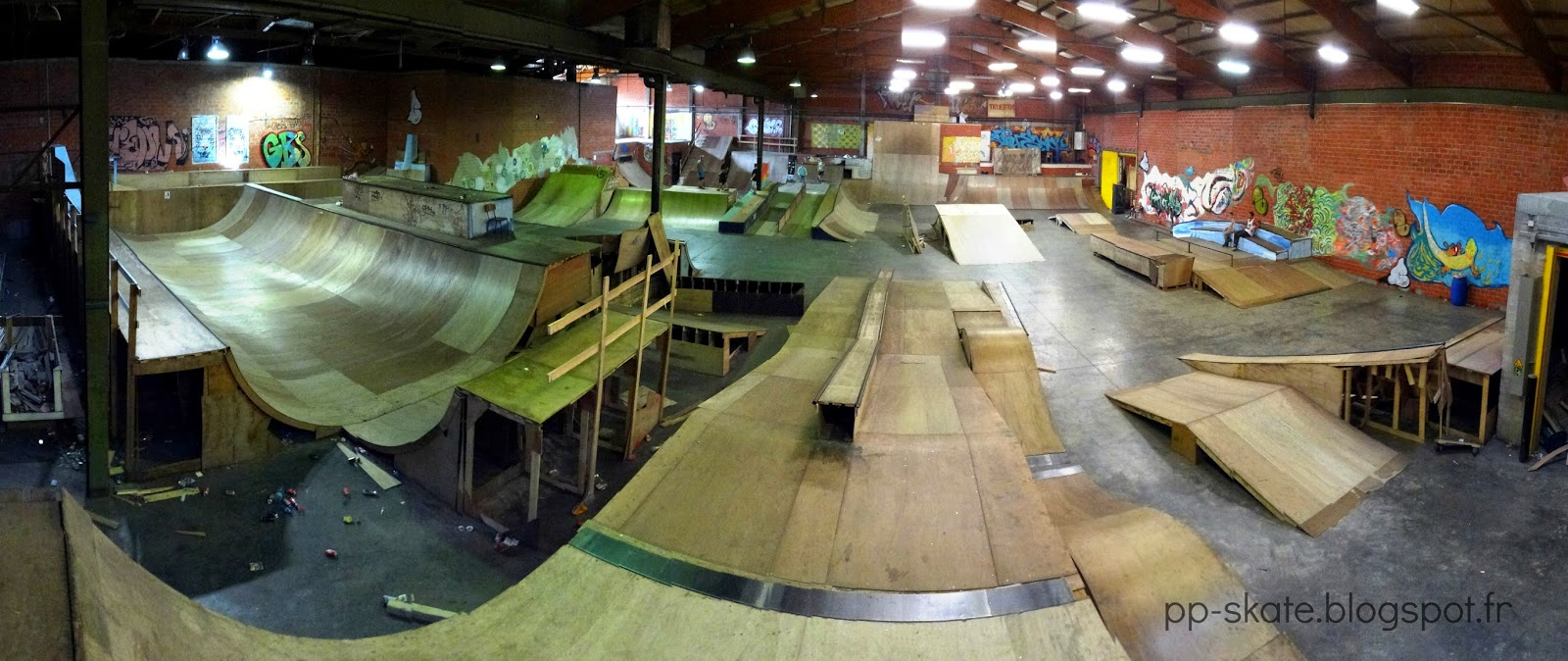 skatepark couvert belgique