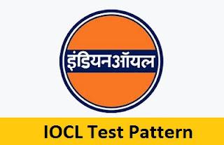 IOCL Test Pattern