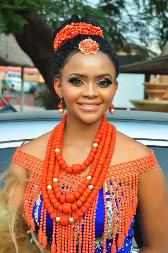 Former Beauty Queen (Face of Nigeria) weds in style in Enugu (see photos)