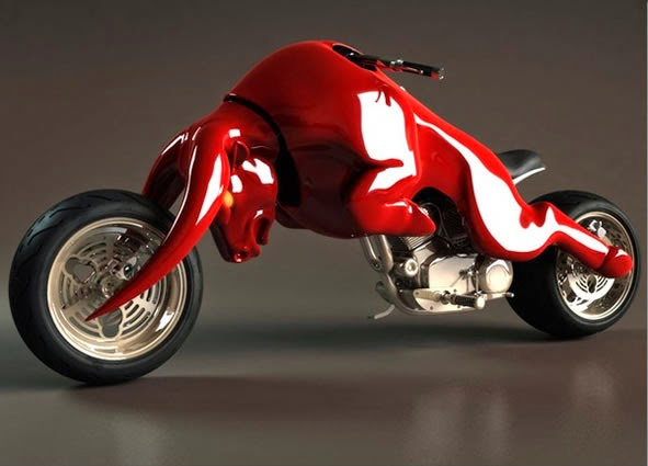 Moto creativa de Red Bull