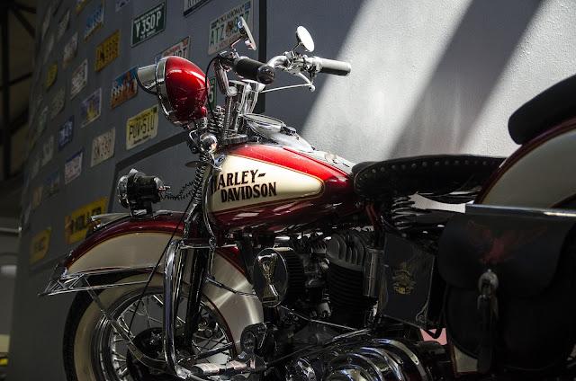 Wonderful Harley Davidson Bike
