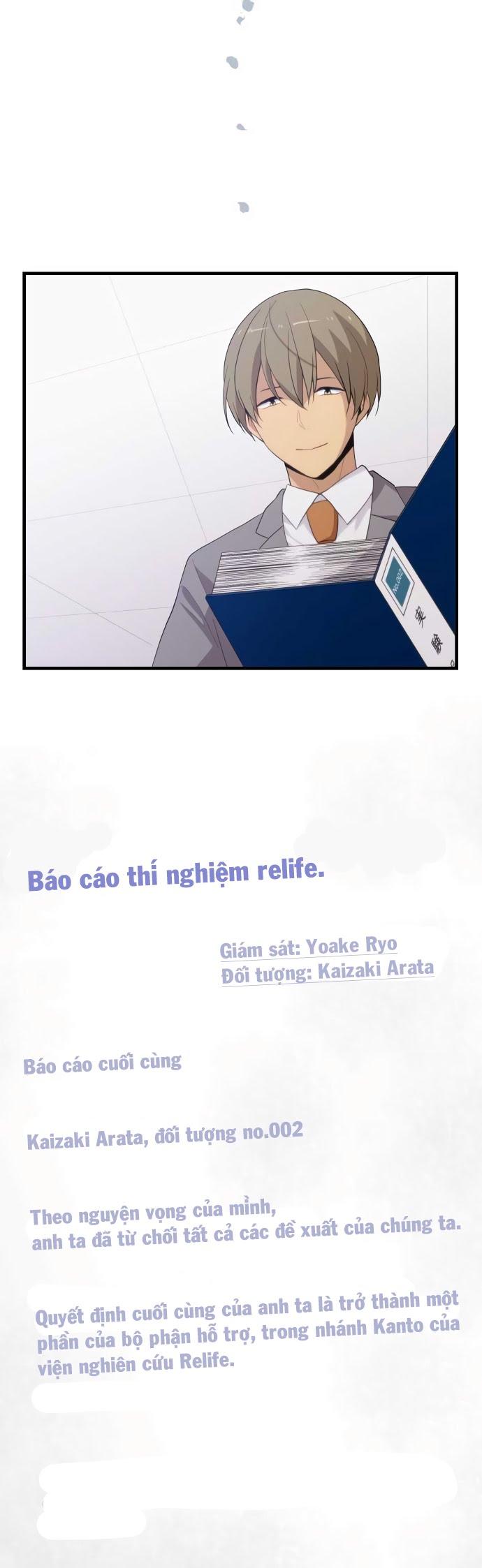 ReLife chap 217 - Trang 11