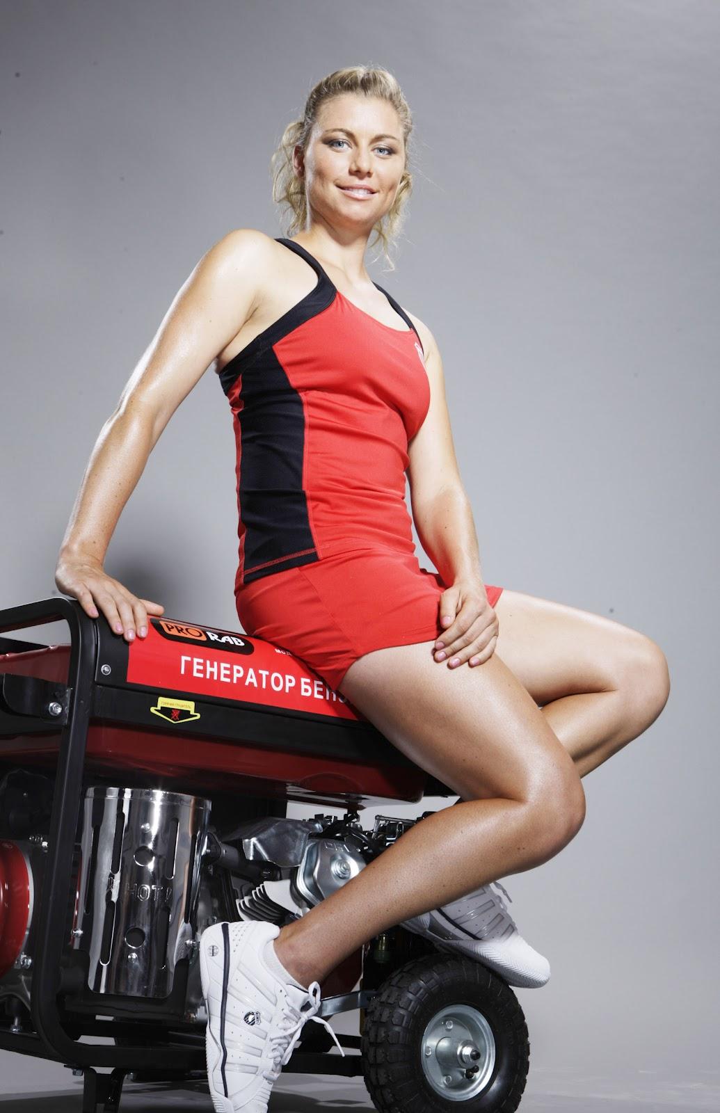 Russian Tennis Star Vera Zvonareva Hot Pics Hottest