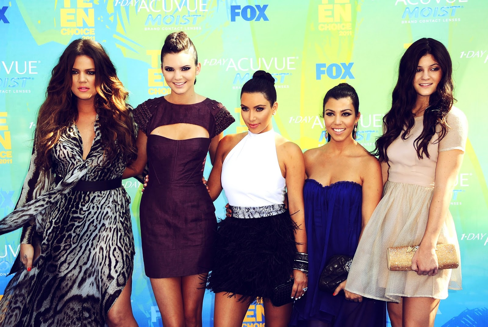 39 - Teen Choice Awards in August 11, 2011