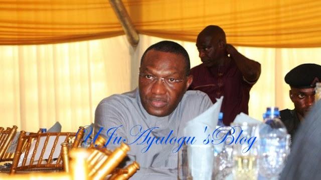 I'm not leaving APC – Andy Uba