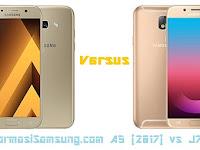 Samsung Galaxy A5 (2017) vs J7 Pro Harga dan Spesifikasi