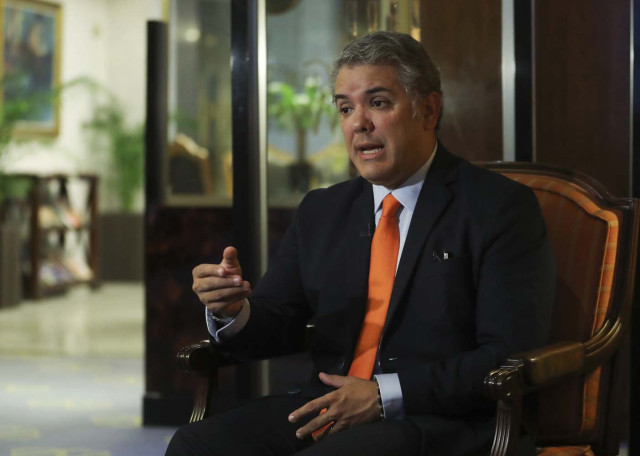 Colombia pide presión internacional para derrocar a Maduro