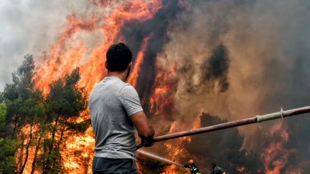 Spiegel: «Στην Ελλάδα ο εμπρησμός είναι ευρέως διαδεδομένος»