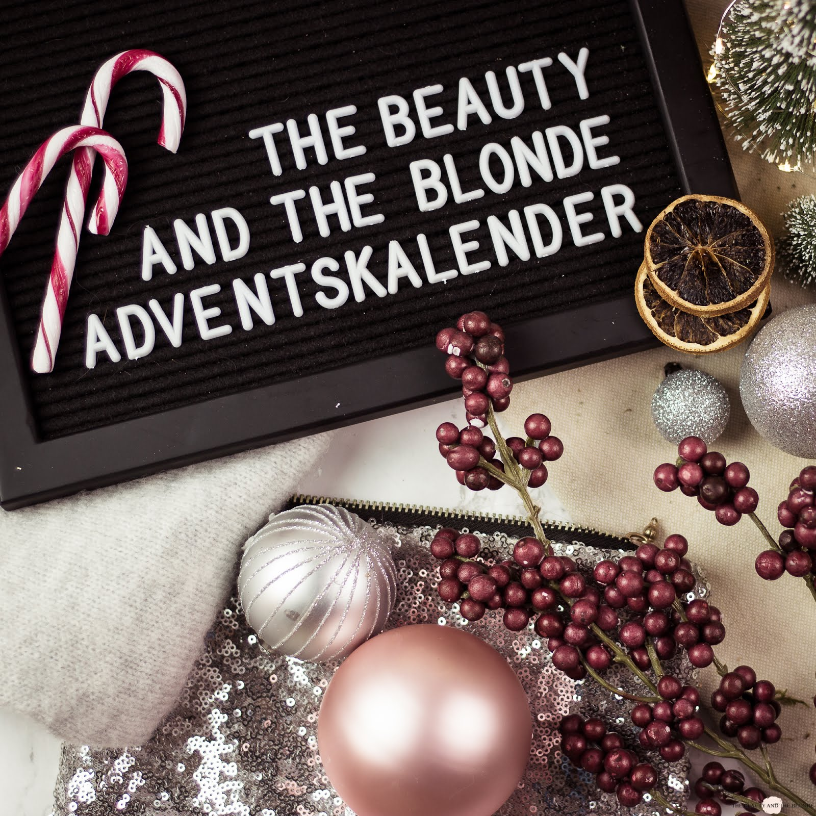 The Beauty and the Blonde Adventskalender