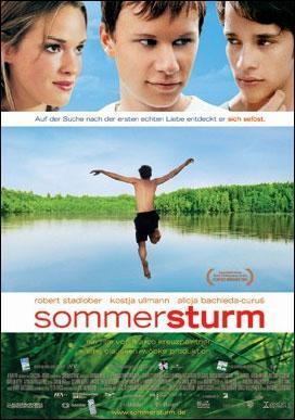 VER ONLINE Y DESCARGAR: Tormenta De Verano - Sommersturm - PELICULA - Alemania - 2004