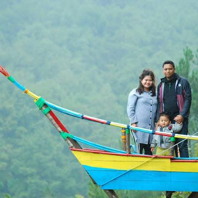 Wisata Keluarga Rumah Pohon Pabangbon Bogor