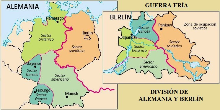 Republica Democratica Alemana Mapa.Arqueohistoria Critica La Republica Democratica Alemana Rda