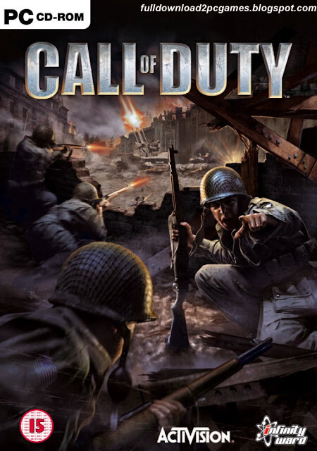 Developed By Infinity Ward And Published By Activision Call of Duty ane Free Download PC Game