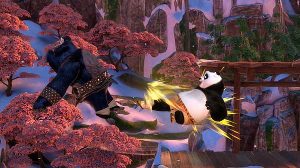 Kung Fu Panda Showdown of Legendary Legends PC Full Version Screenshot 2