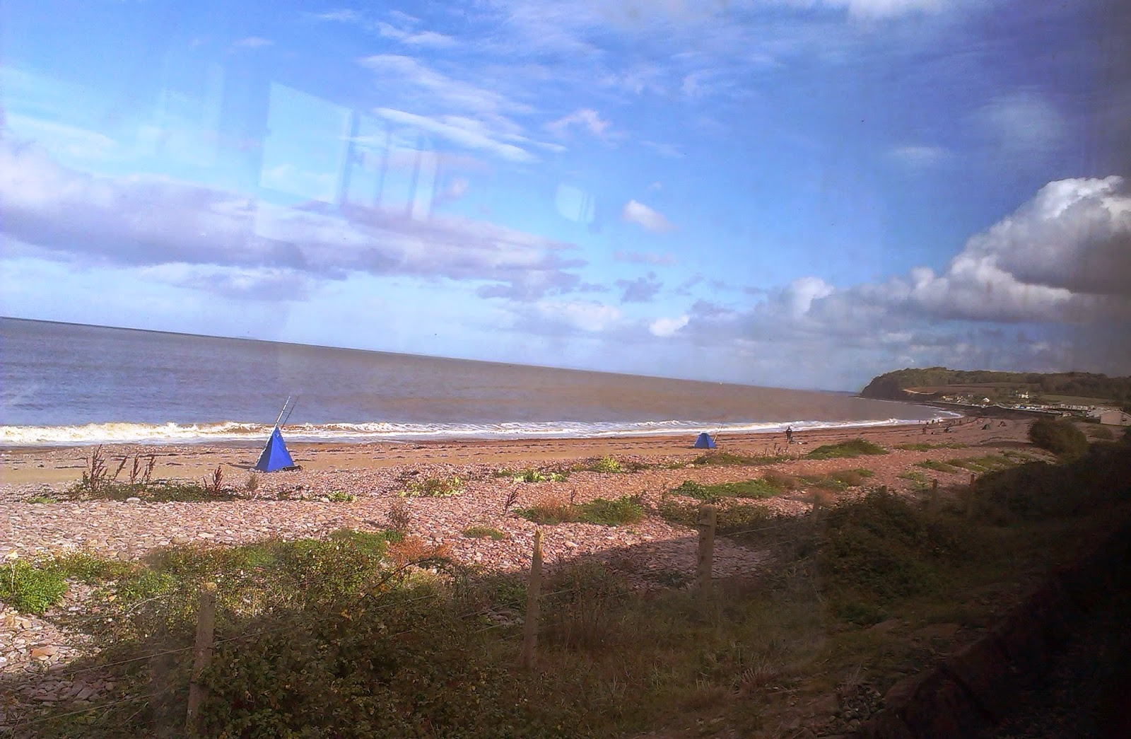 Blue Anchor Beach