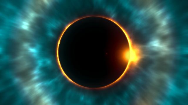 Un eclipse muy antiguo aparece en registros egipcios y hebreos
