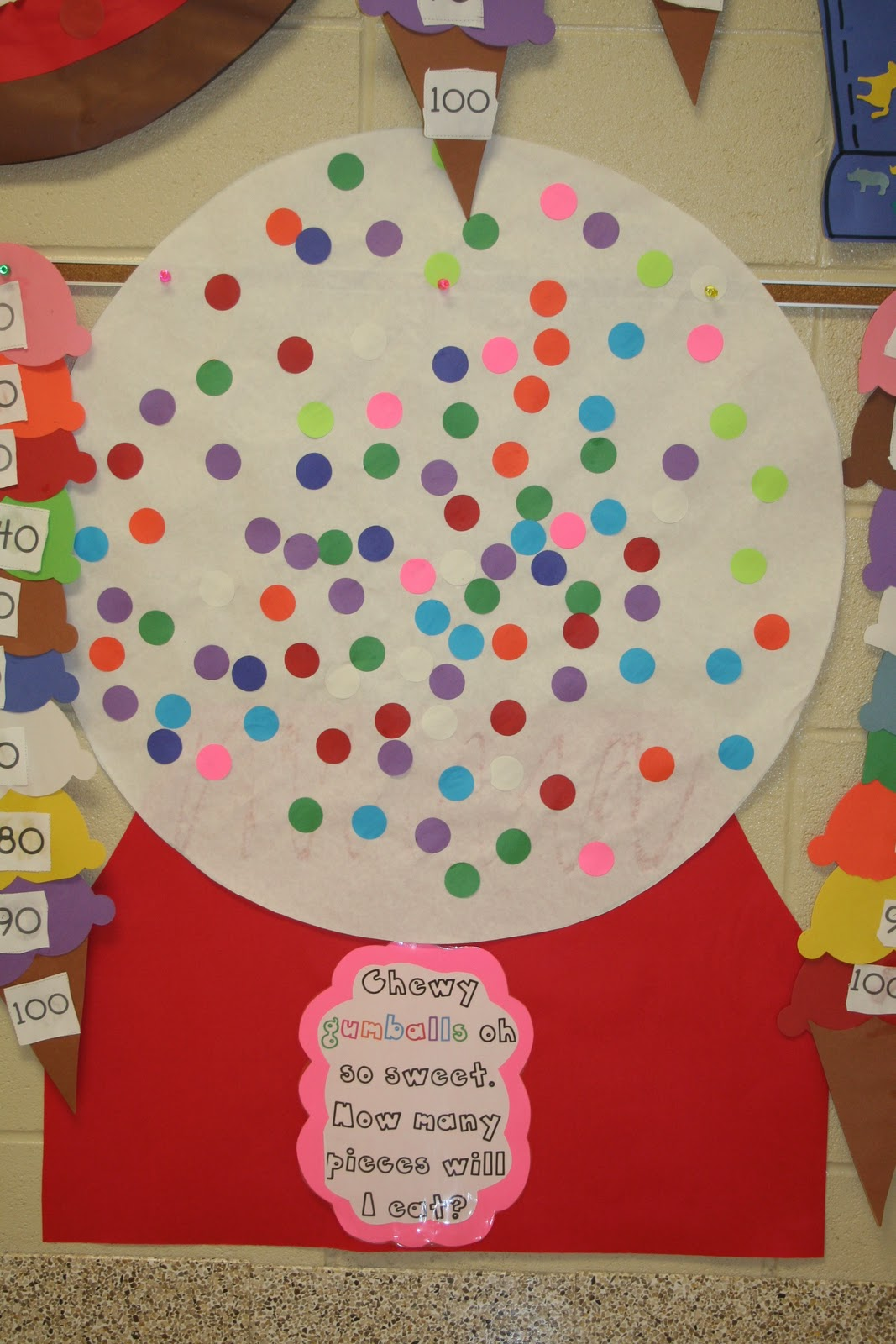 Mrs Lee S Kindergarten 100th Day Fun And A New 100th Day