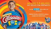 Promoção Caldeirão Ypê Luciano Huck promocaoype.com.br