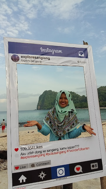 Explore Sangiang Banten Indonesia