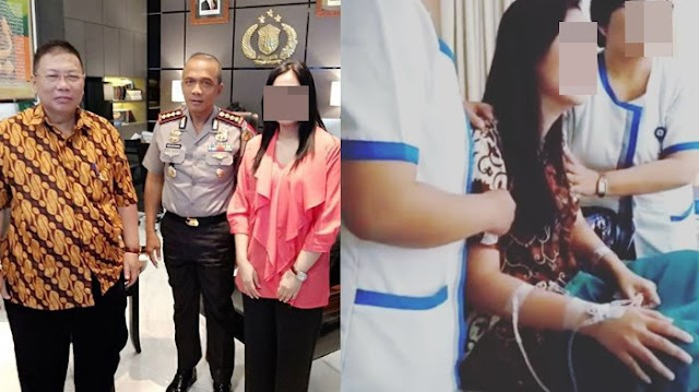 Pasien Rumah Sakit (RS) National Hospital ternyata istri pengacara Kasus Kopi Sianida