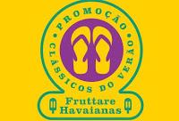 Promoção Clássicos de Verão Fruttare Havaianas classicosdoverao.com.br
