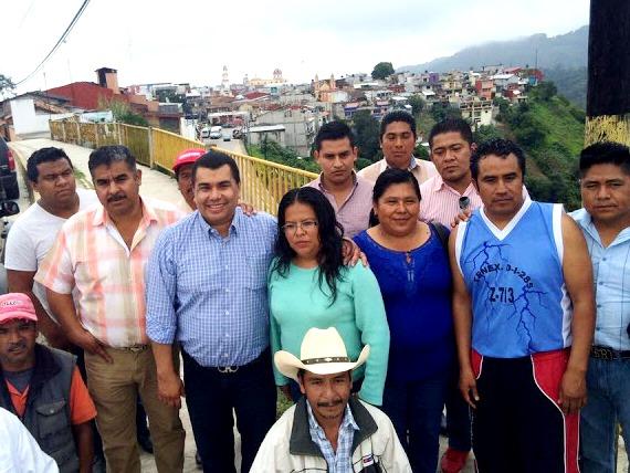 Necesaria la atención a Zacapoaxtecos exige Javier López Zavala
