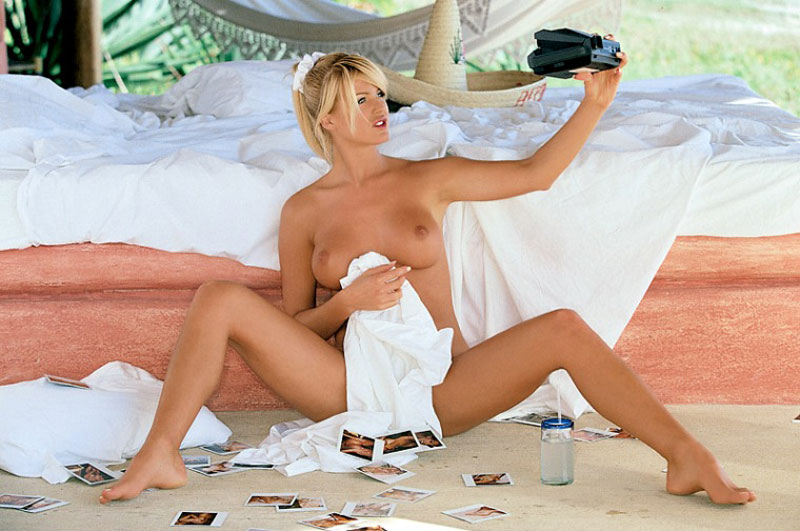 Something Victoria silvstedt scene porno simply matchless