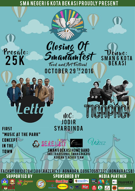 Closing Of Smanamfest 2016