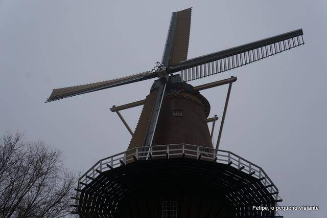 Molen Rijn en Zon, o moinho de Utrecht