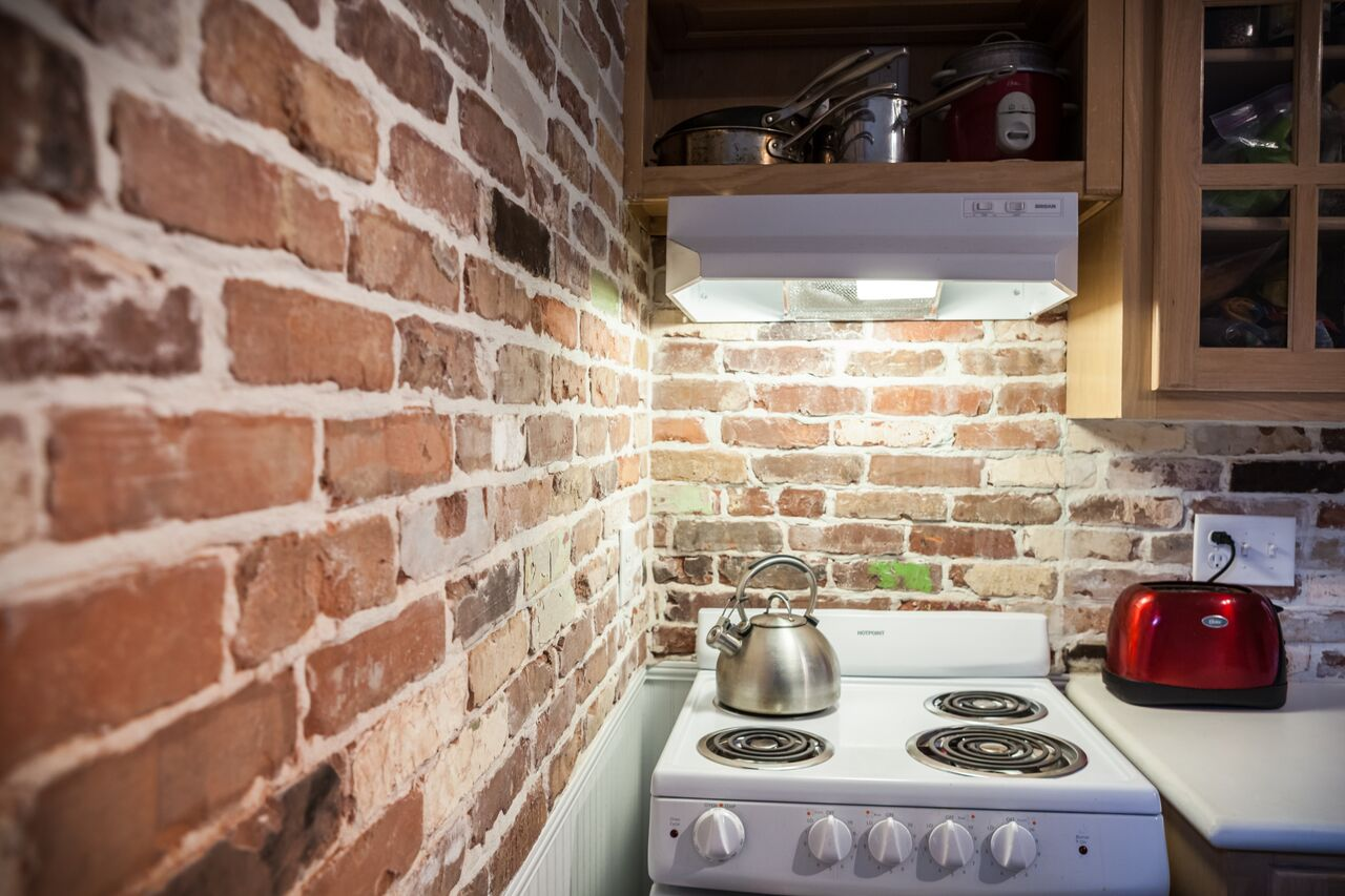 Brick Tiles For Backsplash In Kitchen Designs With Island The Beauty Of Our Bricks Reclaimed Tile Blog