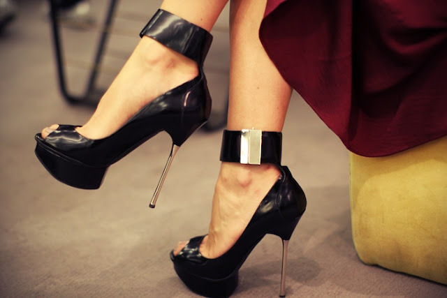 What Is An Asbo >> MONDAY CHILD: strange desire to wear metal ankle cuff ...