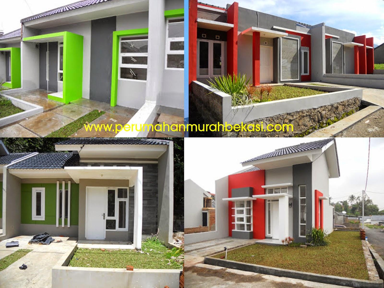 Desain Rumah Minimalis Cluster Kumpulan Desain Rumah