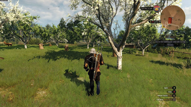 Download The Witcher 3 Wild Hunt Blood and Wine