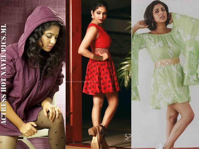 Srinda Arhaan Hot Thighs Photos