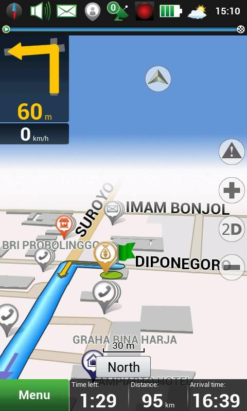 crack навител навигатор для android