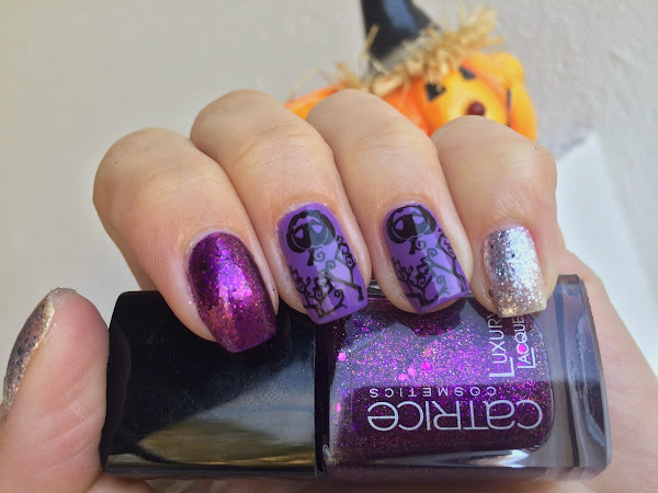 Halloween nails 2014