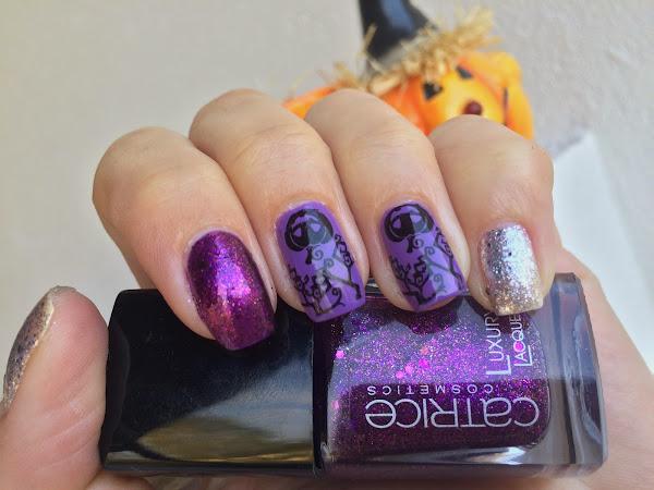 Halloween nails 2014