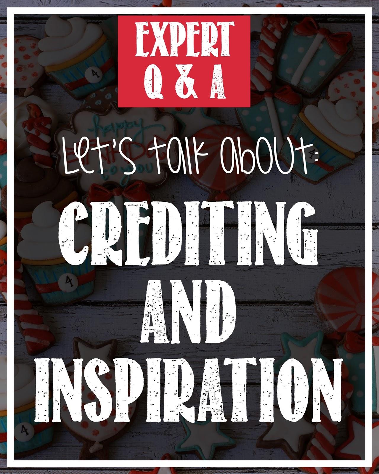 Lilaloa expert qa lets talk about crediting and inspiration nvjuhfo Choice Image