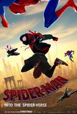 CINE - Reseña de Spider-Man: Into the Spider Verse