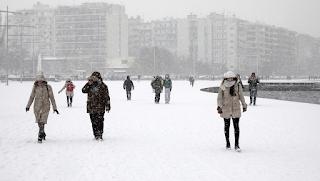 Κακοκαιρία: Έρχεται η «Σοφία» από αύριο - Πολικές θερμοκρασίες