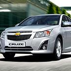 Chevrolet Cruze Hai Phong