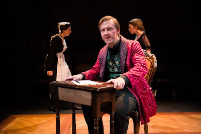 Sofia Troncoso, Cheyney Kent, Heather Caddick - Mozart The Marriage of Figaro - Grimeborn Festival - photo Nick Rutter
