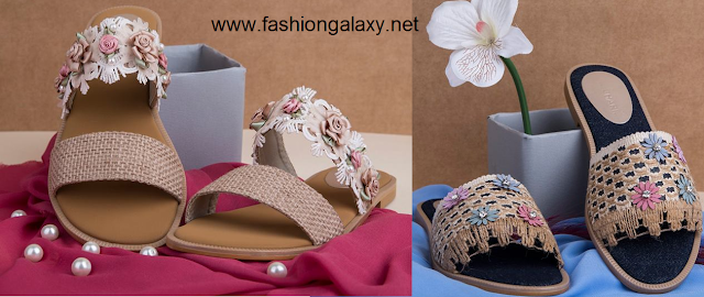 summer designs of ladies shoes